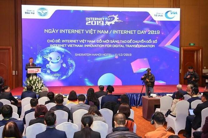 Ngày Internet Việt Nam 2019 : Đổi mới sáng tạo để chuyển đổi số