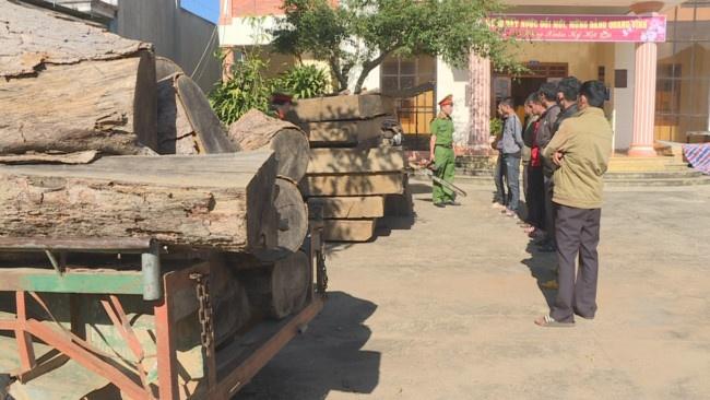 Vụ phá rừng đặc dụng tại Đắk Lắk: Xác định nhóm đối tượng phá rừng
