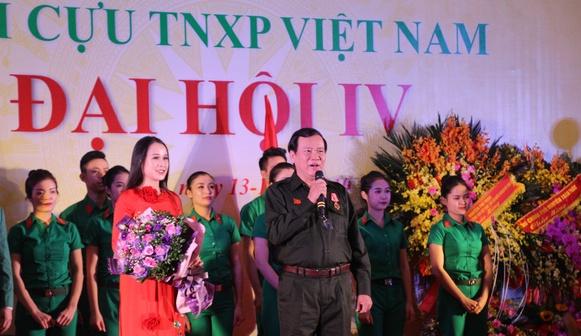 Ông Vũ Trọng Kim tái đắc cử Chủ tịch Hội Cựu thanh niên xung phong Việt Nam nhiệm kỳ 2019 - 2024