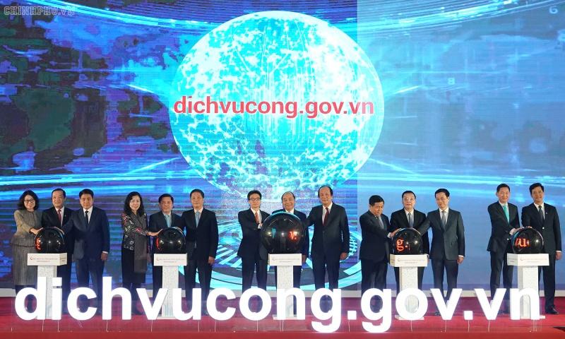 Thành phố Hồ Chí Minh nâng tích hợp dịch vụ công trực tuyến với Cổng dịch vụ công quốc gia