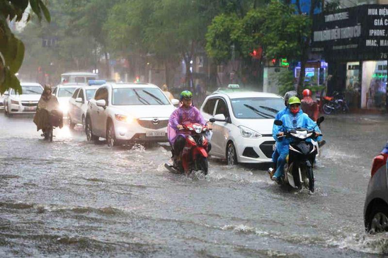 Bắc Bộ và Thanh Hóa trời rét, đề phòng thời tiết nguy hiểm tại Tây Nguyên và Nam Bộ