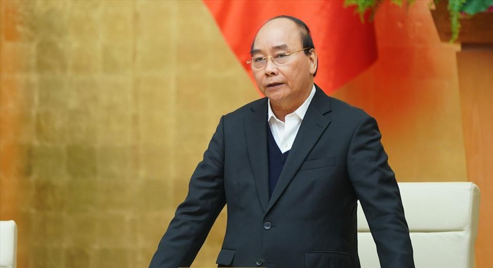 Thủ tướng Nguyễn Xuân Phú chủ trì Phiên họp Chính phủ thường kỳ tháng 11