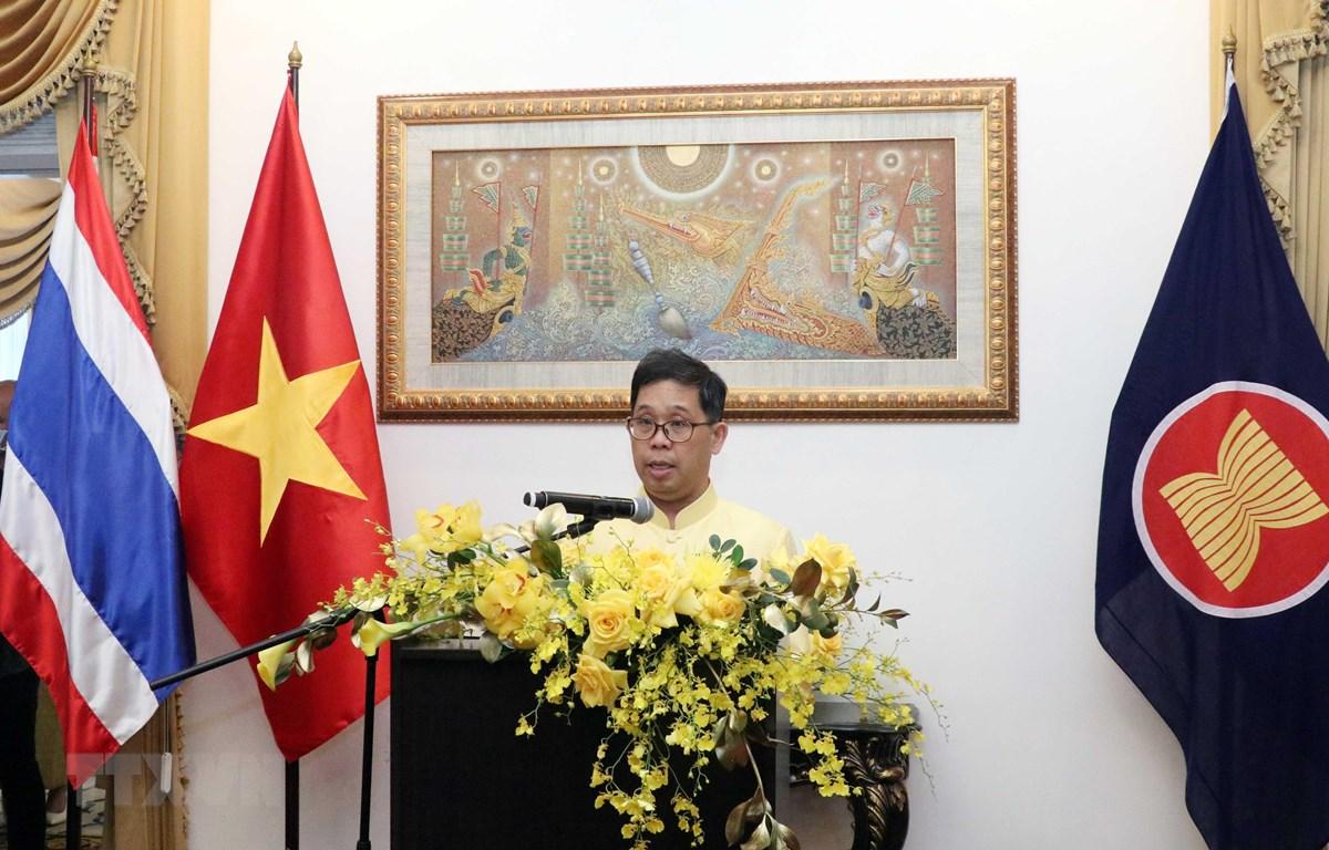 Thúc đẩy quan hệ hợp tác Việt Nam - Thái Lan trên các lĩnh vực