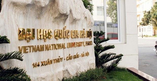 Năm 2021, Đại học Quốc gia Hà Nội sử dụng đa dạng phương thức tuyển sinh