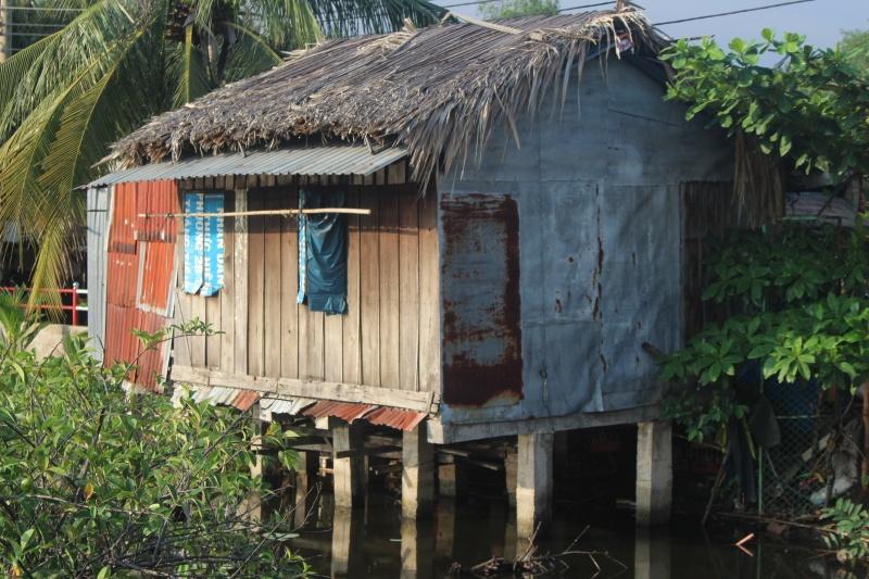 Dự án Bình Quới – Thanh Đa, người dân lại khổ khi mùa mưa đến