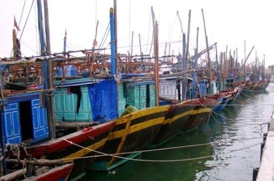 Quảng Bình: Các địa phương khẩn trương bảo vệ tàu thuyền, chống bão