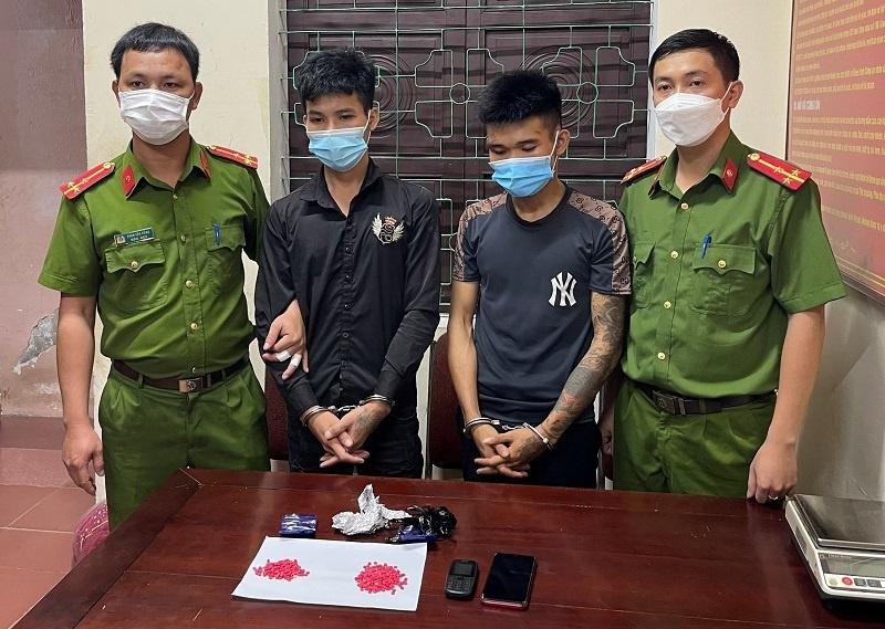 Nghệ An: Bắt và khởi tố 4 đối tượng tội phạm ma túy