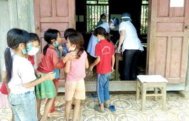 Nghệ An: Cho trẻ em uống kháng sinh dự phòng sau khi phát hiện 3 ca bệnh bạch hầu