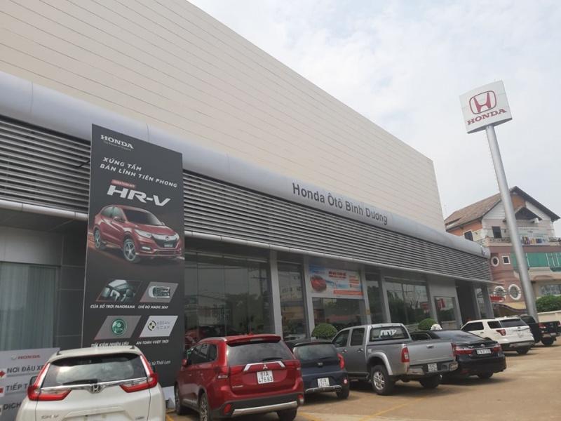 Honda Ôtô Bình Dương bị tố lừa gạt khách hàng