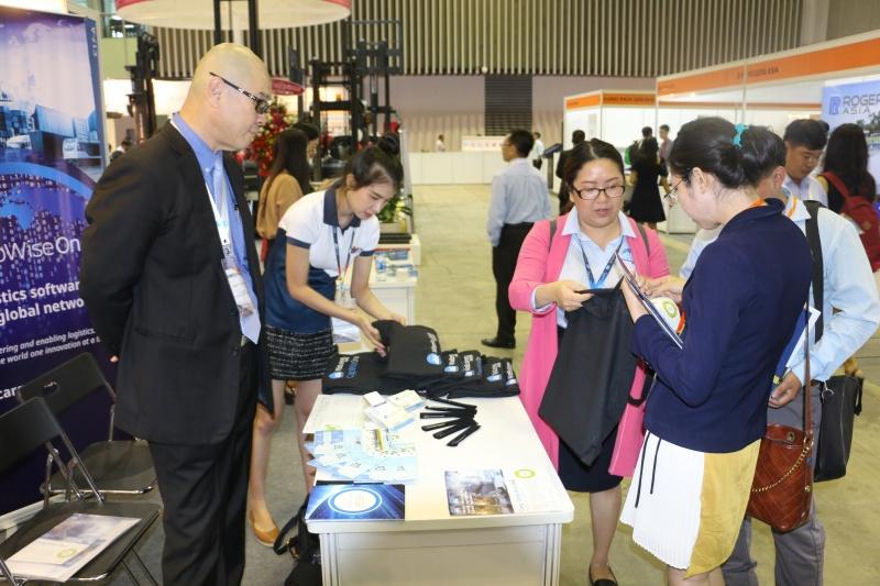TP.HCM: Triển lãm quốc tế về cơ sở hạ tầng cảng biển và logistics tại Việt Nam