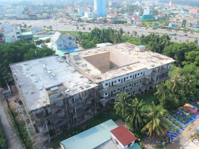 """Công ty Sài Gòn Hoàng Anh """"hô biến"""" công trình nhà ở riêng lẻ thành """"chung cư mini"""""""