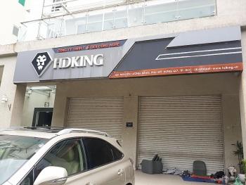 nghi van cong ty hd king cung ung goi thau mstt tai tphcm bang san pham made in china