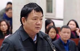 Ông Đinh La Thăng xin lỗi nhân dân