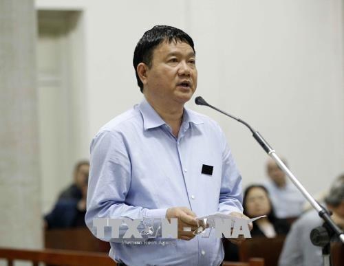 Nội dung bản án sơ thẩm vụ ông Đinh La Thăng và các đồng phạm