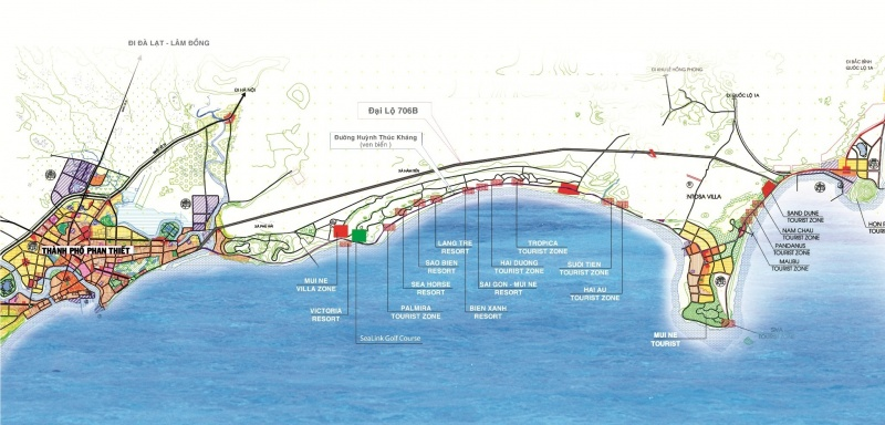 Dự án Hamubay Bình Thuận với những gì còn bất cập?