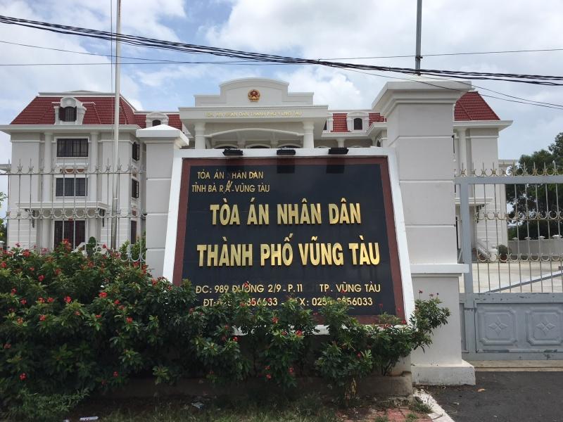 """Bài 1: Vụ án""""Tranh chấp hợp đồng chuyển nhượng QSDĐ"""" ở TP. VT giữa ông Trịnh Văn Hậu  trú tại P11 TP Vùng Tàu và ông Nguyễn Vũ  Trung trú tại TPHCM"""