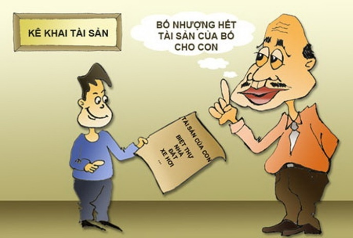 Người  Việt gian và tham