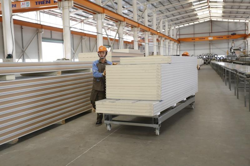 panel phuong nam no luc vi moi truong xanh cong trinh xanh
