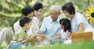 Cuộc họp gia đình của cha