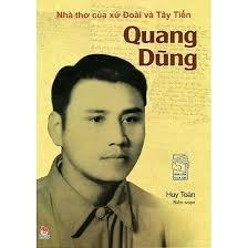 Nhà thơ Quang Dũng và bài thơ Tây Tiến