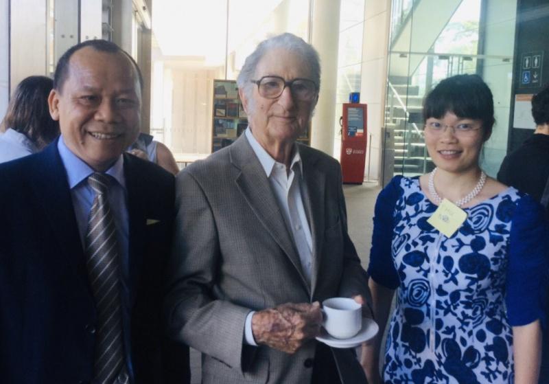 Điều chuyển Viện trưởng Viện Ngôn ngữ học: Hợp tác chuyên ngành Ngôn ngữ học Việt Nam – Úc sẽ đi về đâu?