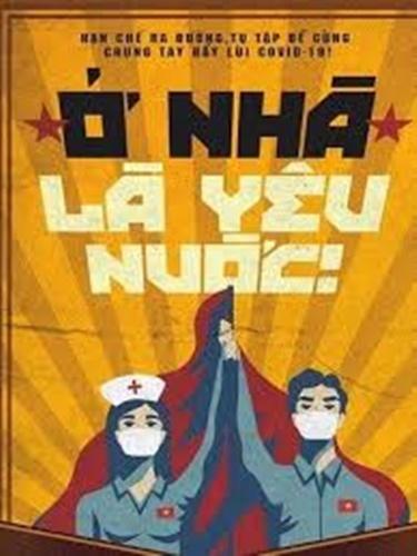 """Các nghệ sĩ Việt tham gia chiến đấu chống lại Covid-19: """"Chúng tôi vẽ như trong một cuộc chiến"""""""