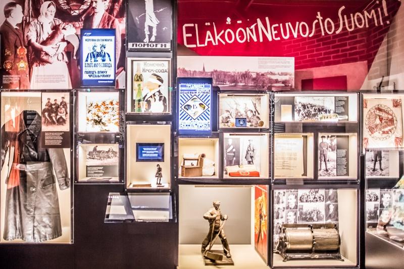 Bảo tàng Lê Nin ở Phần Lan – Nơi khai sinh Liên Bang Xô-Viết