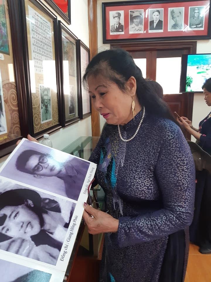 Nghệ sĩ ưu tú Vũ Kim Dung: Trọn đời ngâm thơ Bác