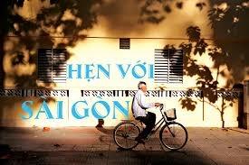 Hẹn gặp nhé giữa Sài Gòn...