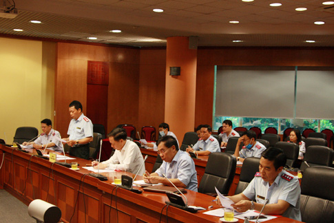 Thanh tra việc đào tạo tiến sĩ của Viện Hàn lâm khoa học xã hội Việt Nam