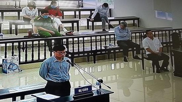 Tòa tuyên y án 10 năm tù với bị cáo Trương Duy Nhất
