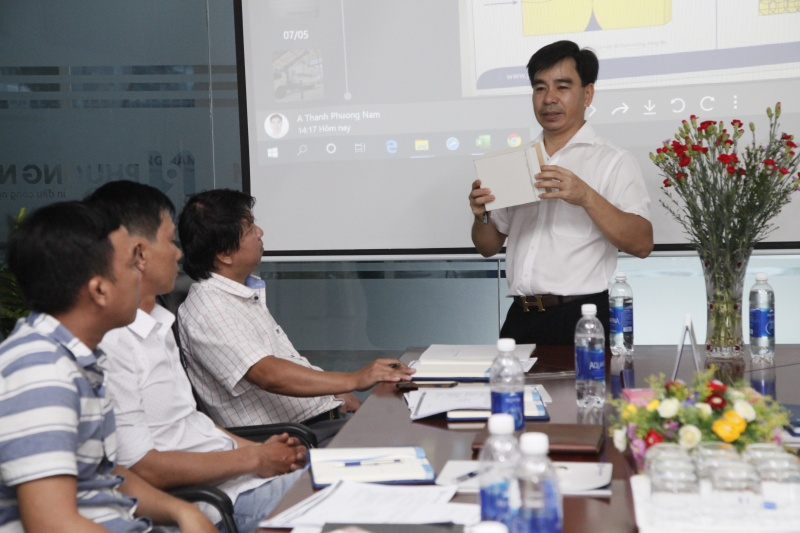 Panel Phương Nam thành công nhờ đột phá về công nghệ