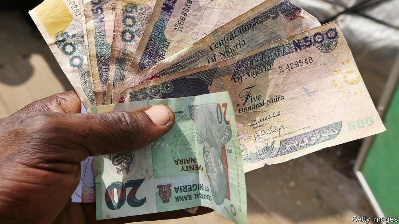 Nigeria: tranh cãi về chữ viết trên tiền giấy