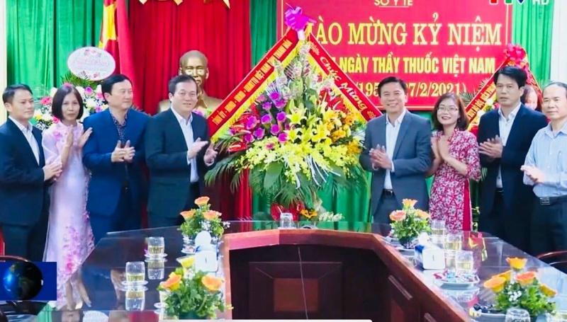 Thanh Hoá: 30 thầy thuốc được phong tặng Thầy thuốc Nhân dân, Thầy thuốc ưu tú
