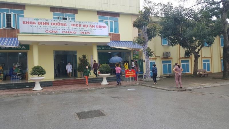 Những thay đổi tích cực của căng tin Bệnh viện Đa khoa tỉnh Thanh Hóa