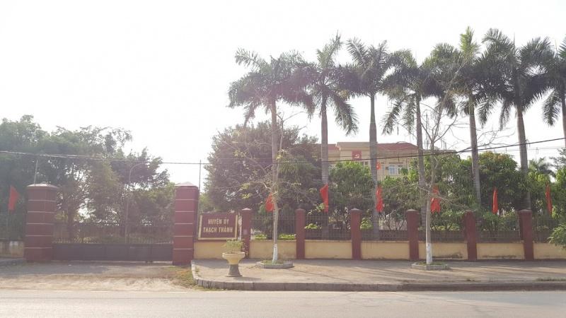 Thanh Hóa: Thực hư thông tin Bí thư huyện ủy Thạch Thành bị tố nâng đỡ không trong sáng hàng loạt người nhà