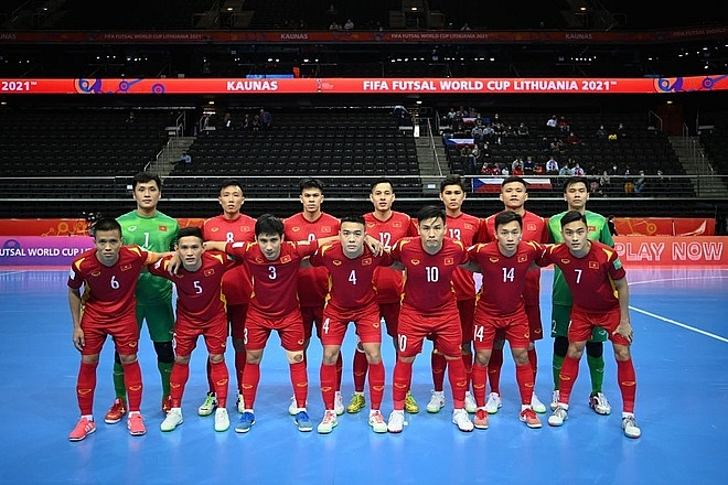 futsal viet nam gap nga o vong 16 doi world cup 2021
