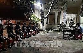 Hà Nội: phát hiện thêm nhiều người nhập cảnh trái phép lưu trú trên địa bàn.