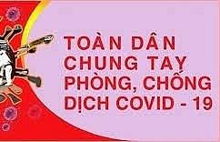 ha noi xu ly nghiem trach nhiem nguoi dung dau neu de dich benh lay lan