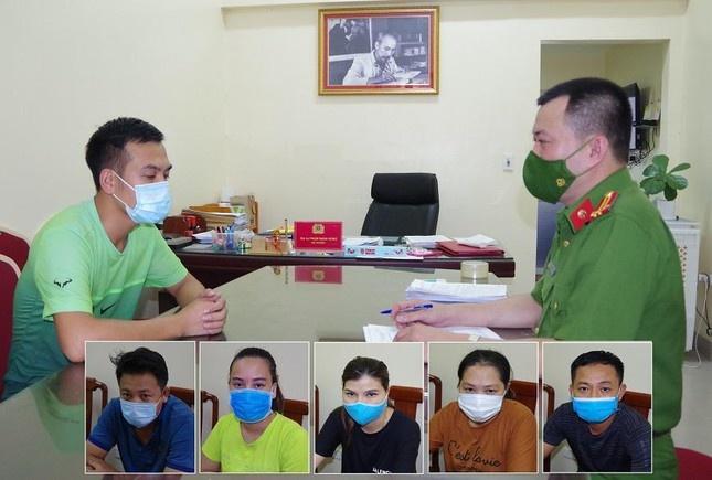 cong an tinh thai nguyen khoi to 7 doi tuong danh bac thu 2 khau sung