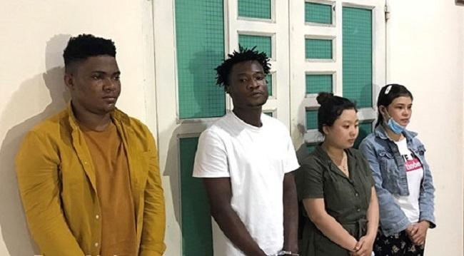 dong nai de nghi truy to 6 doi tuong lua dao phu nu tren mang xa hoi