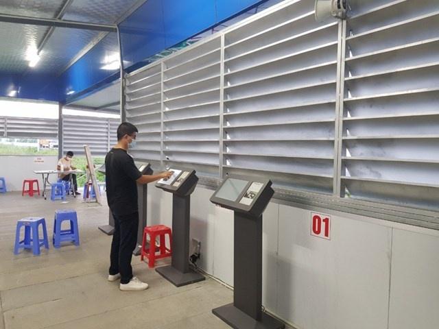 Lắp đặt thí điểm hệ thống tự động kiểm soát người ra vào tỉnh Quảng Ninh