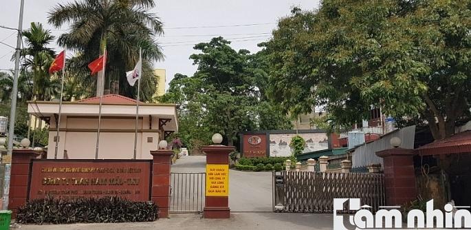 Quảng Ninh: Công ty Than Nam Mẫu không khai báo tai nạn lao động kịp thời tới Sở LĐTB&XH tỉnh