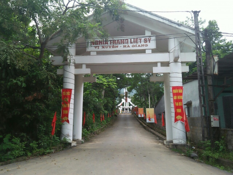 Hà Giang: Dân kêu cứu tại dự án nghĩa trang liệt sỹ Vị Xuyên