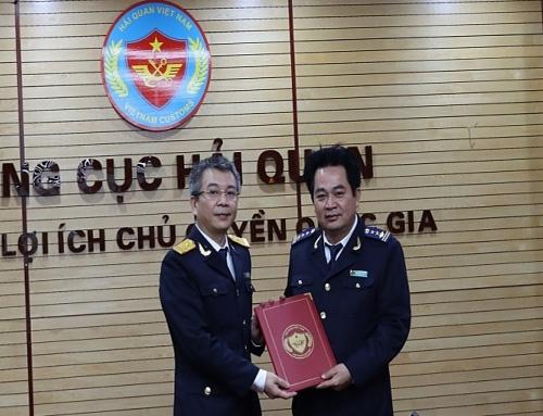 Ông Nguyễn Văn Ổn được bổ nhiệm Phó Cục trưởng Cục Điều tra chống buôn lậu