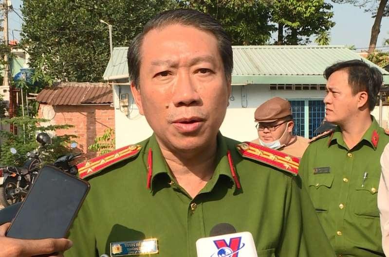 Vụ cháy nhà 5 người chết ở TP Hồ Chí Minh: Nghi vấn đòi nợ thuê ném bom xăng