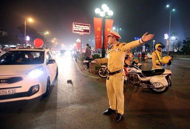 21 vụ TNGT khiến 22 người chết trong ngày đầu năm mới