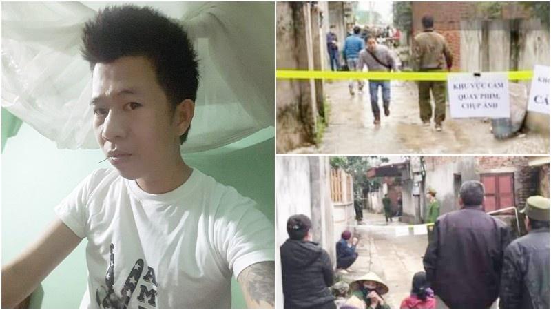Mê Linh, Hà Nội: Kẻ thủ ác giết mẹ, đâm cha chỉ vì bị ngăn cản xô xát với em trai