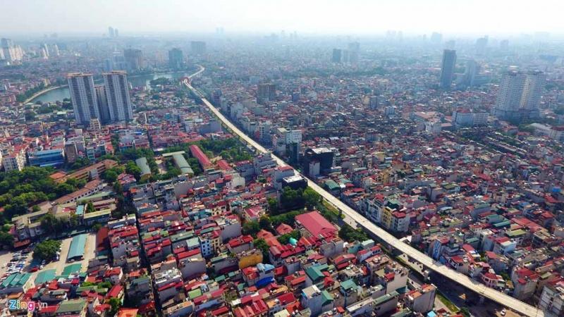 Giảm mật độ dân cư, tăng quĩ đất công ích