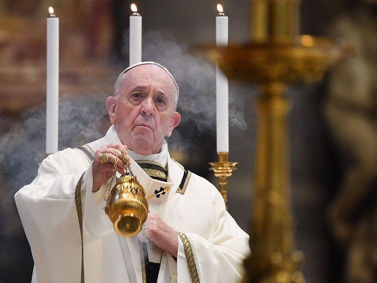 Giáo Hoàng Francis kêu gọi bảo vệ nhóm người dễ bị ảnh hưởng bởi covid-19